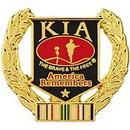 Eagle Emblems P12217 Pin-Kia, Honor Wreath Desert Storm (1-1/8