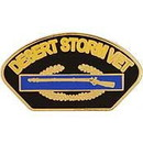 Eagle Emblems P12247 Pin-Dest.Storm, Vet, Cib (1-1/4