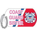 Eagle Emblems P12399 Pin-Uscg, Logo, Sister (1
