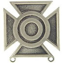 Eagle Emblems P12545 Bdg-Army, Sharpshooter (1