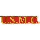 Eagle Emblems P12615 Pin-Usmc, Scr U.S.M.C. (1-1/2