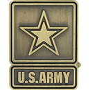 Eagle Emblems P12682 Pin-Army Logo, (1