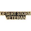 Eagle Emblems P13015 Pin-Dest.Storm, Scr, Vet (1-1/2