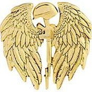 Eagle Emblems P13101 Pin-Memorial, Rifle