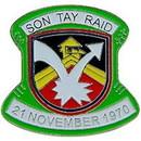 Eagle Emblems P14703 Pin-Viet, Son Tay Raider (1
