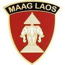 Eagle Emblems P14715 Pin-Viet, Maag Laos Ii (1