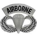 Eagle Emblems P14746 Wing-Army, Para, A/B (1-1/4