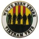 Eagle Emblems P14756 Pin-Viet, Shut Your Mouth (1