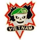 Eagle Emblems P14757 Pin-Viet, Mac-V-Sog (1-1/8