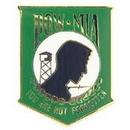 Eagle Emblems P14789 Pin-Pow*Mia, You'Re Not, Gn (1-1/16