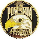 Eagle Emblems P14834 Pin-Pow*Mia, Their War Is Not Over (1