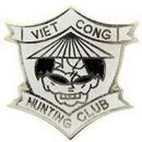 Eagle Emblems P14894 Pin-Viet, V.C. Hunting Clb Sheild (1
