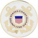 Eagle Emblems P14905 Pin-Uscg Logo B (Sml) (3/4