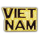 Eagle Emblems P14913 Pin-Viet, Scr, Viet.Nam (1