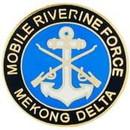 Eagle Emblems P14944 Pin-Viet, Mobile Riverine (1