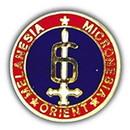 Eagle Emblems P14983 Pin-Usmc, 006Th Div. (1