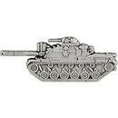 Eagle Emblems P15043 Pin-Tank, M48 (1
