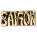 Eagle Emblems P15063 Pin-Viet, Scr, Saigon (1