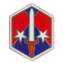 Eagle Emblems P15091 Pin-Army, Cmac (1