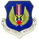 Eagle Emblems P15146 Pin-Usaf, Europe (1