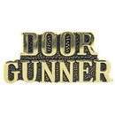 Eagle Emblems P15164 Pin-Army, Scr, Door Gunner (1