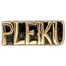 Eagle Emblems P15186 Pin-Viet, Scr, Pleiku (1