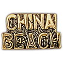 Eagle Emblems P15190 Pin-Viet, Scr, China Beach (1