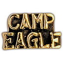 Eagle Emblems P15199 Pin-Viet, Scr, Camp Eagle (1