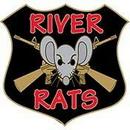 Eagle Emblems P15239 Pin-Viet, River Rats (1