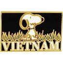 Eagle Emblems P15287 Pin-Viet, Snoopy (1