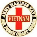 Eagle Emblems P15321 Pin-Viet, Nurses (1