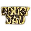 Eagle Emblems P15334 Pin-Viet, Scr, Dinky Dau (1