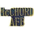 Eagle Emblems P15407 Pin-Usaf, Scr, Mcchord Afb (1