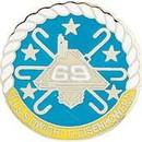 Eagle Emblems P15426 Pin-Uss, Eisenhower (1
