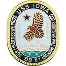 Eagle Emblems P15546 Pin-Uss, Iowa (1