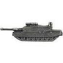 Eagle Emblems P15598 Pin-Tank, M1A-1 Abrams (1
