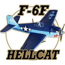 Eagle Emblems P15622 Pin-Apl, F-006F Hellcat (1-1/2