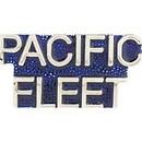 Eagle Emblems P15670 Pin-Usn, Scr, Pacific Fleet (1