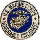 Eagle Emblems P15723 Pin-Usmc, Honor.Dis.Mini (5/8