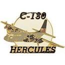 Eagle Emblems P15937 Pin-Apl, C-130 Hercules (1-1/2