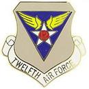 Eagle Emblems P15959 Pin-Usaf, 012Th, Shield (1