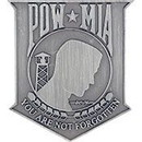 Eagle Emblems P16167 Pin-Pow*Mia, You'Re Not (Pwt) (1-1/2