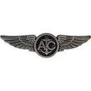 Eagle Emblems P16176 Wing-Usn, Aircrew, Pwt (2-3/4
