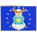 Eagle Emblems P16279 Pin-Usaf, Flag, Xlg (1-1/2