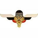 Eagle Emblems P40041 Wing-Russian, Jump (2-1/2