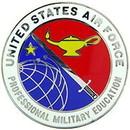 Eagle Emblems P40226 Pin-Usaf, Prof.Milt.Educat (1-1/2