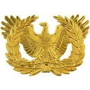 Eagle Emblems P40230 Pin-Army, Warrant Officer Candidate/Woc (2-1/8