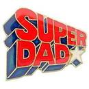 Eagle Emblems P60260 Pin-Hol, Dad, Super (1