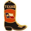 Eagle Emblems P60281 Pin-Texas, Cowboy Boot (1