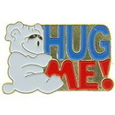 Eagle Emblems P60888 Pin-Bear, Hug Me (1